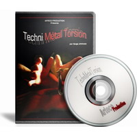 DVD Serge Arkhan TECHNI METAL TORSION