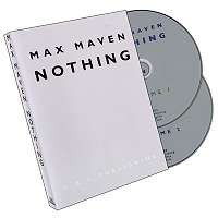 MAX MAVEN'S NOTHING COFFRET 2 DVD